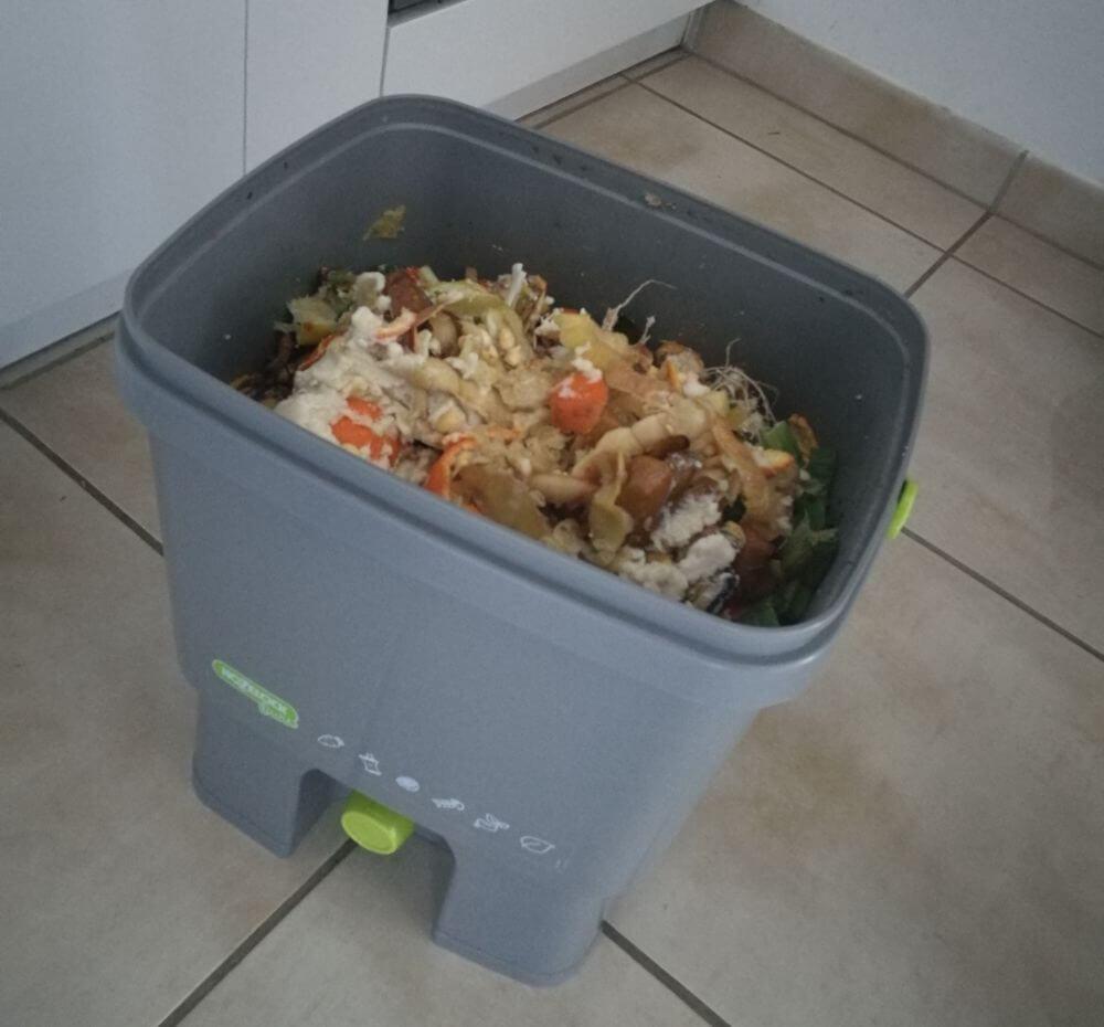 Test Du Composteur Bokashi Special Cuisine De Chez Hozelock